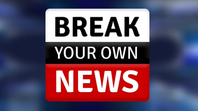 break your own news breaking news generator